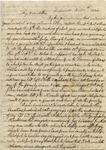 Benjamin Treadwell to Amelia Treadwell, 1 December 1838 by Benjamin D. Treadwell
