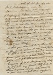 Jas Smith to T.S. Treadwell, 4 June 1840 by James Smith