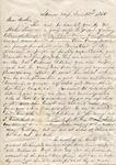 A.B. Treadwell to W.L. Treadwell, 22 June 1850 by Arthur Barlow Treadwell