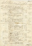 Receipt, 1860 by F. Lane and Company