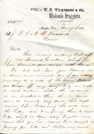Charlotte Gibson to Ransom E. Aldrich, 2 January 1871 by Charlotte Gibson