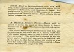 Charlotte G. Jones to Mrs. Aldrich, 19 October 1872 by Charlotte G. Jones