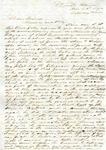 Mary Anne Van Epps to Ransom E. Aldrich, 21 November 1872 by Mary Anne Van