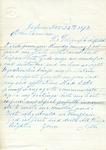 James Hammill to, 22 November 1872 by James Hammill