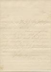 Mary Anne Van Epps to Ransom E. Aldrich, 23 November 1872 by Mary Anne Van