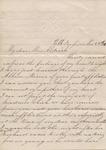 J. M. to Ransom Aldrich, 24 November 1872 by Jeremiah Marvin