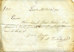 Charlotte Gibson to Mrs. Ransom E. Aldrich, 26 November 1872 by Charlotte Gibson