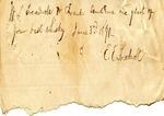 William Hayden to Mr. and Mrs. Aldrich, 2 December 1872 by William Hayden
