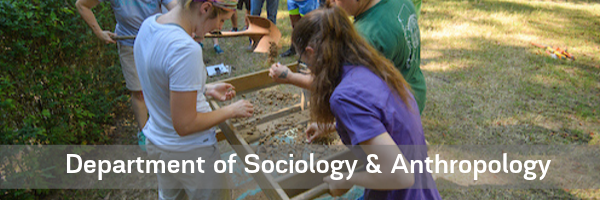 Sociology and Anthropology, Department of