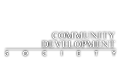 Community Development Society logo