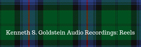 Audio Recordings: Reels