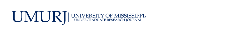 The University of Mississippi Undergraduate Research Journal