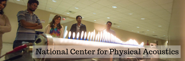 National Center for Physical Acoustics