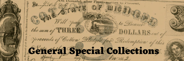 General Special Collections