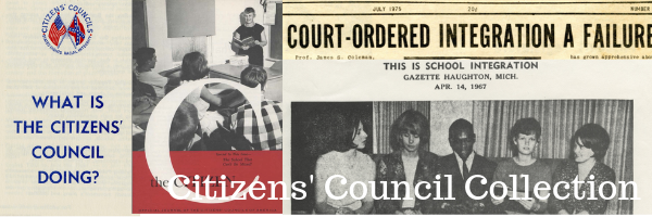 Citizens' Council Collection