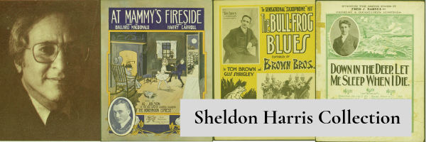 Sheldon Harris Collection