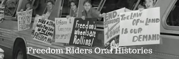 Freedom Riders Oral Histories