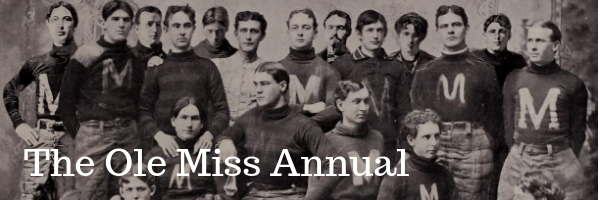 The Ole Miss Annual (1897-2013)