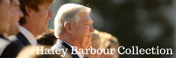 Haley Barbour Collection