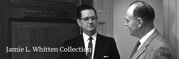 Jamie L. Whitten Collection Recordings