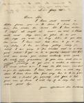 """Frederick Bernard to """"Ma,"""" 28 January 18[?] by Frederick Robert Bernard (1850-1922)"""