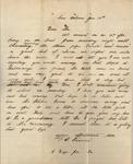 """Frederick Bernard to """"Ma,"""" 19 January 18[?] by Frederick Robert Bernard (1850-1922)"""