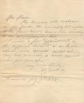 S.G. Bernard to Mrs. Morse, 9 July 1858 by Sarah G. Bernard