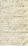 """Sarah G. Bernard to """"My darling 'Alumnus',"""" 7 June 1873 by Sarah G. Bernard"""