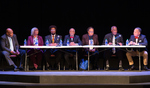 Twenty-seven demands: Panel discussion with Ralph Eubanks by Theron Evans Jr., Linnie Liggins Willis, Kenneth Mayfield, John C. Brittain, and Henrieese Roberts
