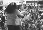 Katie Webster (1982 BluesFest) by Martin Feldmann and Katie Webster