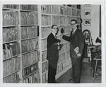 Marshall W. Stearns with Sheldon Harris (November 1966) by Marshall W. Stearns