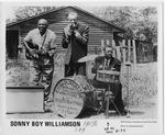 Sonny Boy Williamson by Chris Strachwitz and Sonny Boy Williamson II