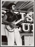 Johnny B. Gayden (1982 Puistoblues Festival) by Pertti Nurmi and Johnny B. Gayden