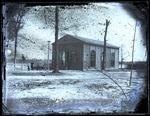 Gymnasium building, image 002 by Edward C. Boynton