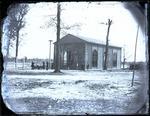 Gymnasium building, image 001 by Edward C. Boynton