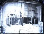 Edward C. Boynton in laboratory, image 002 by Edward C. Boynton