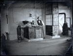 Edward C. Boynton in laboratory, image 003 by Edward C. Boynton