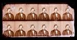 Edward C. Boynton, self-portrait, 12 images by Edward C. Boynton
