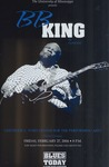 University of Mississippi presents B.B. King in Concert