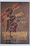 Refugee All Stars Band documentary film, advertisement poster