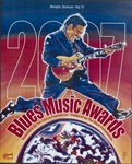 Blues Music Awards, presented by the Gibson Foundation and produced by the Blues Foundation in Memphis by Michael Maness