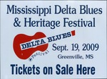 Mississippi Delta Blues and Heritage Festival, Delta Blues Festival, Greenville, Mississippi