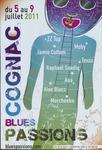 Blues Passions 2011, Cognac, France