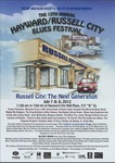 Hayward/Russell City Blues Festival presented by the Bay Area Blues Society & the City of Hayward (13th : 2012)