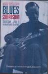 North Mississippi Blues Symposium in the Blues Archive at University of Mississippi