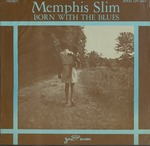 Memphis Slim, Born with the blues by Jewel Records