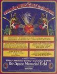 Ann Arbor Blues and Jazz Festival 1973, Otis Spann Memorial Field
