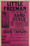 Little Freeman and his Great Big Band Revue at Red Top Lounge