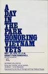 Day in the park honoring Vietnam vets, Grant Park Bandshell, Chicago