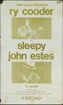 Ruby Gulch presents Ry Cooder with Sleepy John Estes